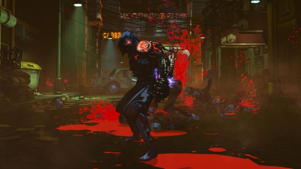 Yaiba Ninja Gaiden Z screenshots promise Zombie eviscerating Gore (8)